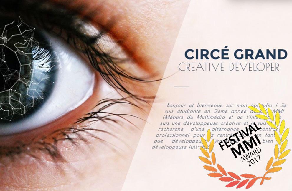 Portfolio 2017 - Circé Grand